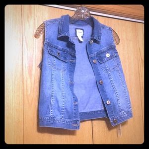 Forever 21 Denim Vest (Kids)